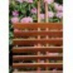 Sishtschuttzaun Dubai Edler Paravent Fr Ihre Terrasse In Garten Wohnzimmer Paravent Terrasse