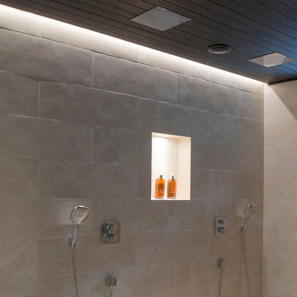 Full Size of Indirekte Beleuchtung Decke Im Bad Selber Bauen Tipps Zur Installation Spiegelschrank Mit Deckenlampe Wohnzimmer Badezimmer Deckenleuchte Led Schlafzimmer Wohnzimmer Indirekte Beleuchtung Decke