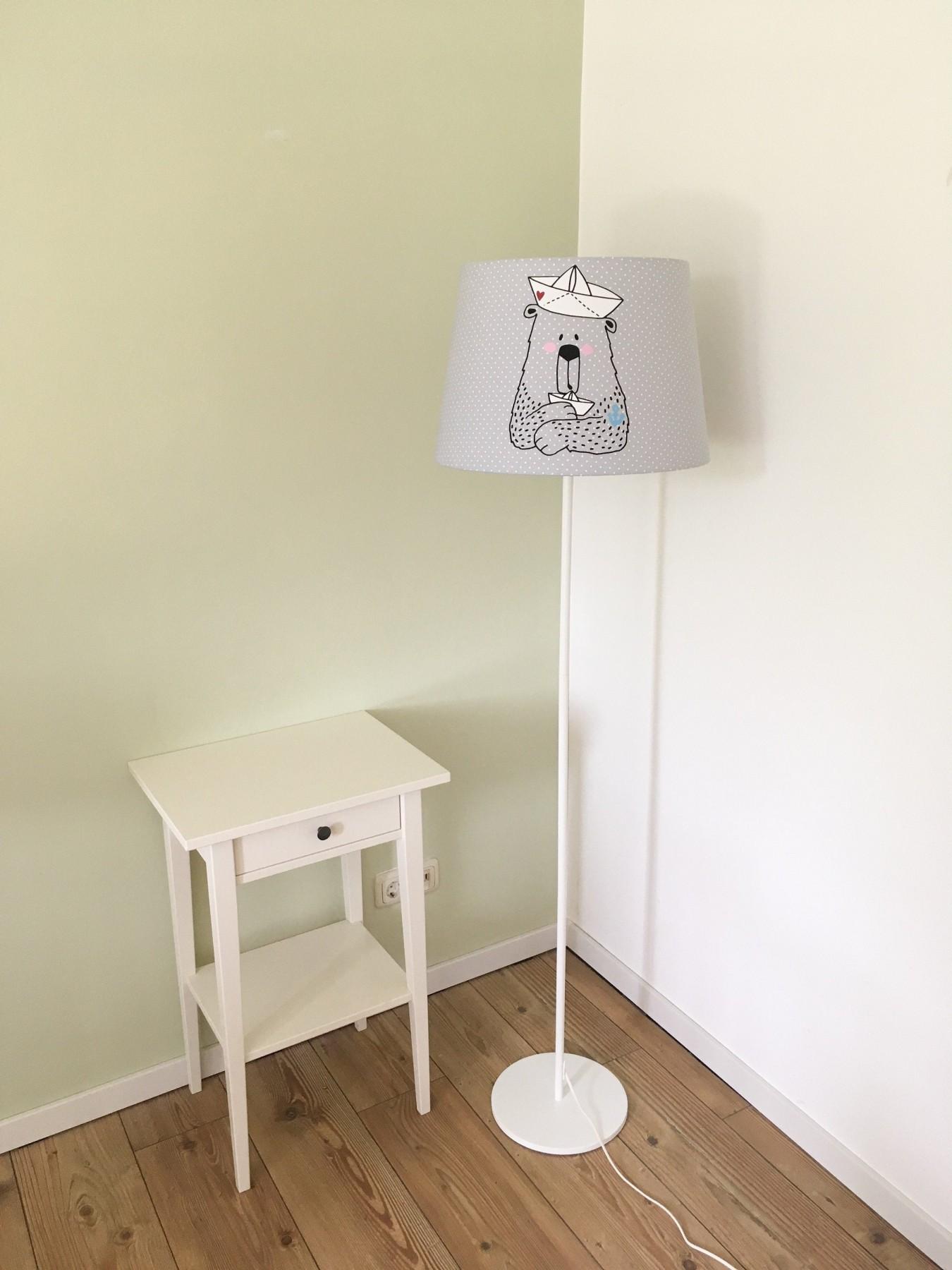 Full Size of Stehlampe Kinderzimmer Kinderlampe Seebr Punkte Online Shop Regale Wohnzimmer Regal Stehlampen Schlafzimmer Sofa Weiß Kinderzimmer Stehlampe Kinderzimmer