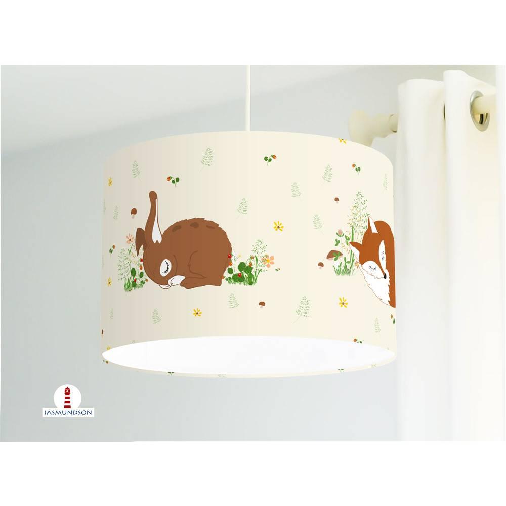 Full Size of Lampe Kinderzimmer Wald Tiere Aus Baumwollstoff Regal Stehlampen Wohnzimmer Sofa Weiß Regale Stehlampe Schlafzimmer Kinderzimmer Stehlampe Kinderzimmer