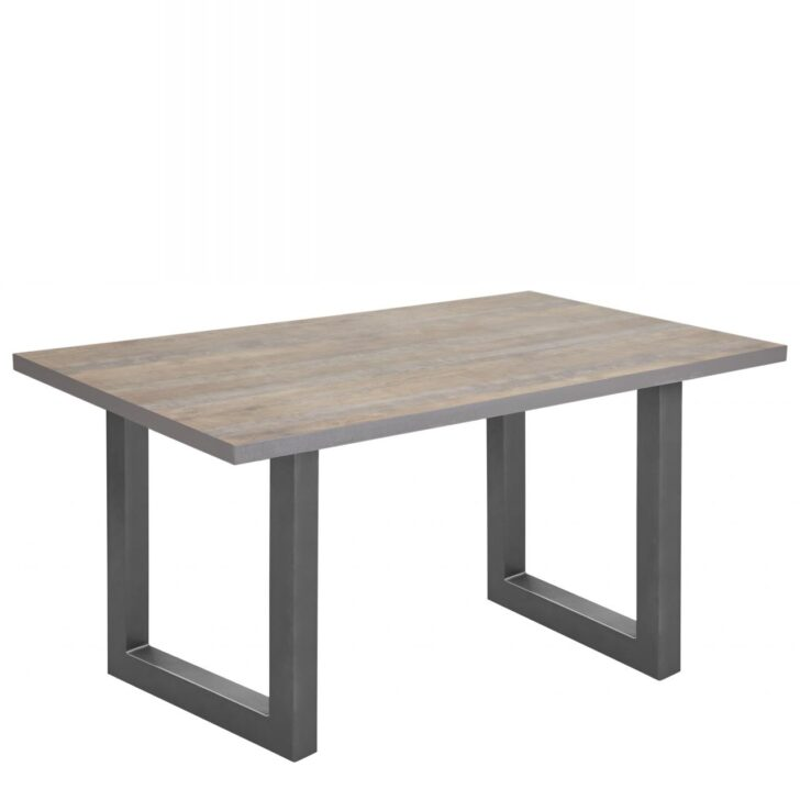 Medium Size of Tisch Metal 2 Rost U Gestell Graphit Spanplatte Esszimmer Esstische Massivholz Ausziehbar Holz Runde Moderne Kleine Designer Massiv Design Rund Esstische Esstische