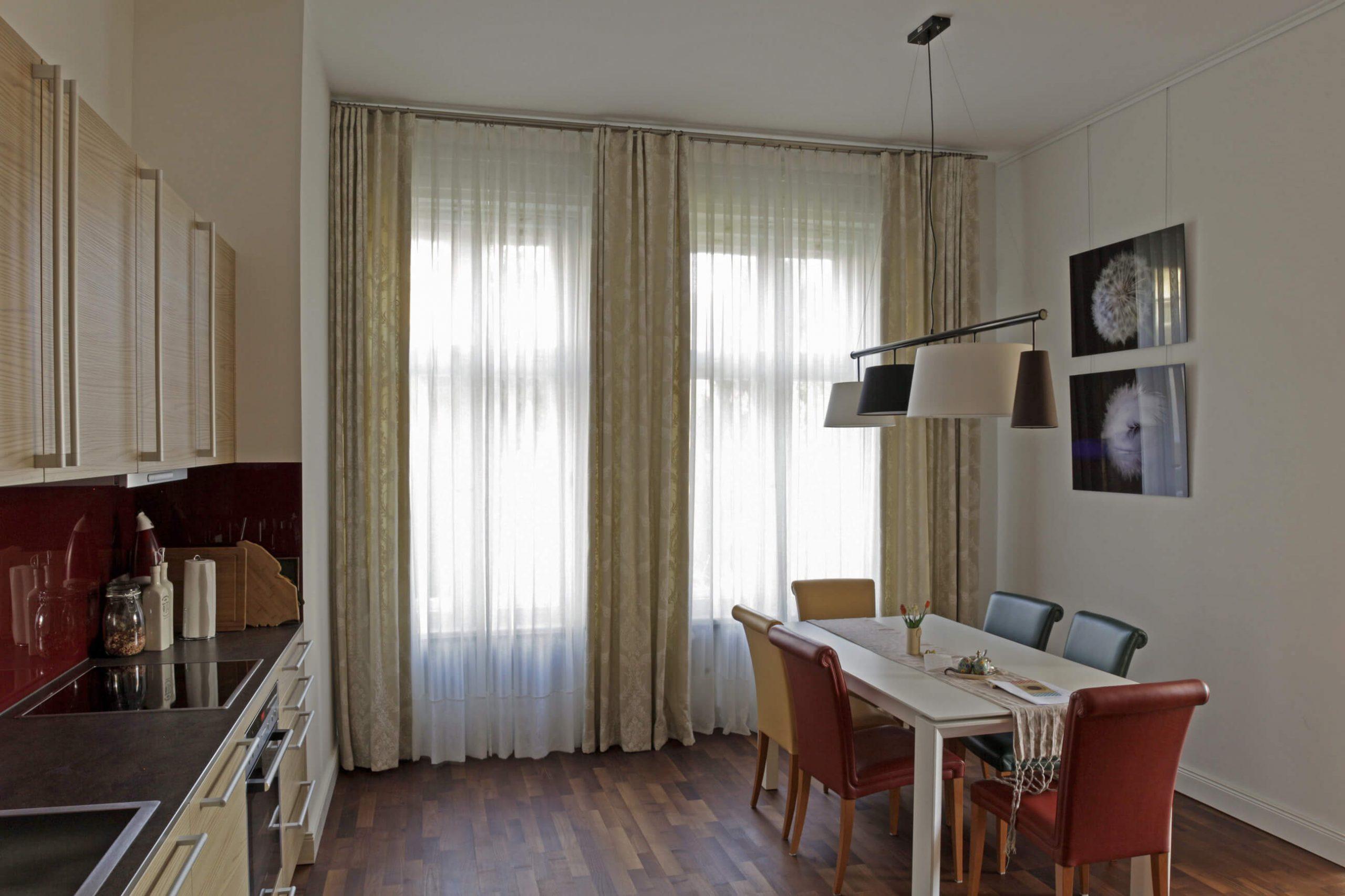 Full Size of Küchenvorhänge Landhaus Kchengardinen Aus Leinen Raumausstatter Berlin Adler Wohnzimmer Küchenvorhänge