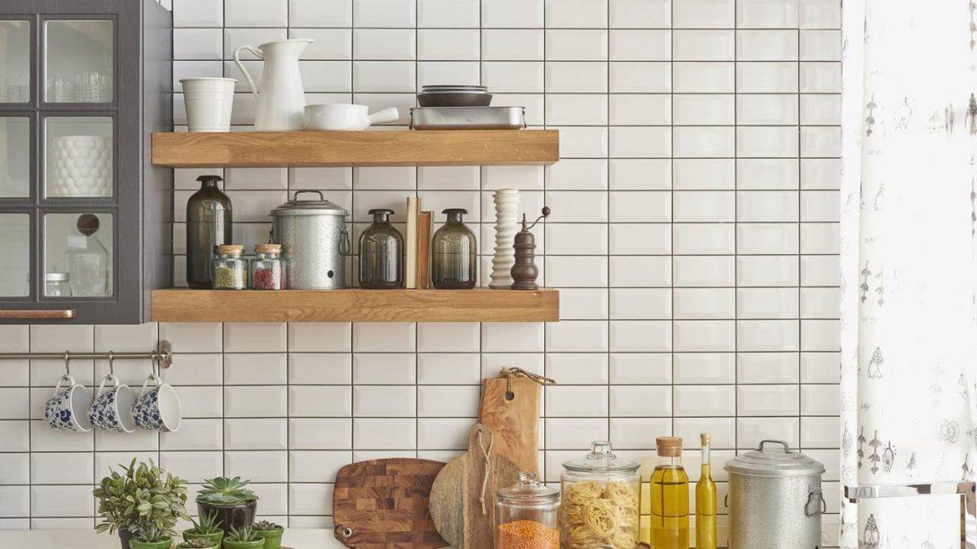 Large Size of Küche Wandregal Dieses Ikea Regal Hat Ein Geheimtalent Brigittede Was Kostet Eine Neue Lampen Eiche Hell Abluftventilator Polsterbank Nischenrückwand Wohnzimmer Küche Wandregal