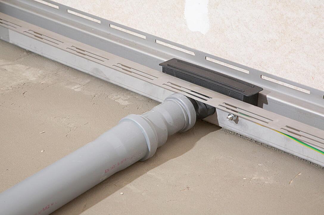 Large Size of Duschrinne In Eine Bodengleiche Dusche Einbauen Schiebetür Walk Bodengleich Thermostat Unterputz Wand Nachträglich Eckeinstieg Ebenerdig Moderne Duschen Dusche Bodengleiche Dusche Einbauen