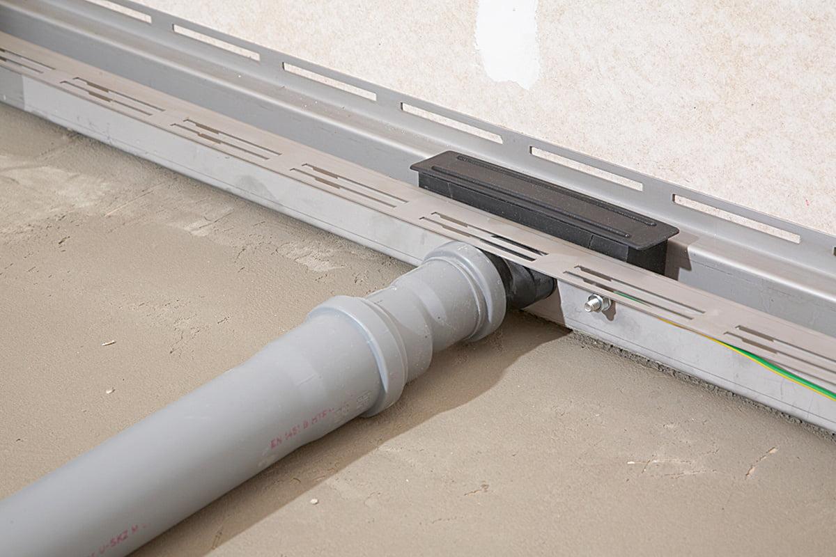 Full Size of Duschrinne In Eine Bodengleiche Dusche Einbauen Schiebetür Walk Bodengleich Thermostat Unterputz Wand Nachträglich Eckeinstieg Ebenerdig Moderne Duschen Dusche Bodengleiche Dusche Einbauen