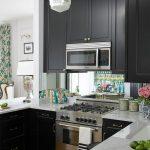 Küchentapeten Beste Kleine Kche Design Lsungen Kchen Wohnzimmer Küchentapeten