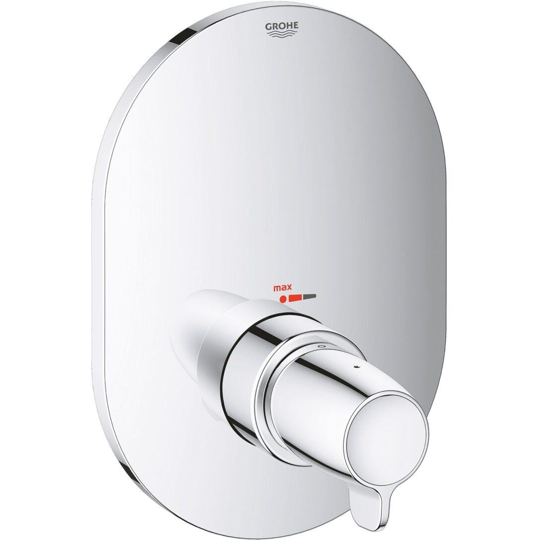 Large Size of Grohe Thermostat Dusche Zentralbatterie Grohtherm Special Kaufen Bei Obi 90x90 Badewanne Mit Bodengleiche Fliesen Siphon Begehbare Ebenerdig Bodenebene Dusche Grohe Thermostat Dusche
