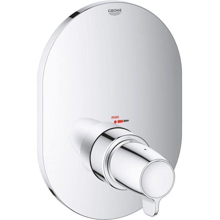 Medium Size of Grohe Thermostat Dusche Zentralbatterie Grohtherm Special Kaufen Bei Obi 90x90 Badewanne Mit Bodengleiche Fliesen Siphon Begehbare Ebenerdig Bodenebene Dusche Grohe Thermostat Dusche