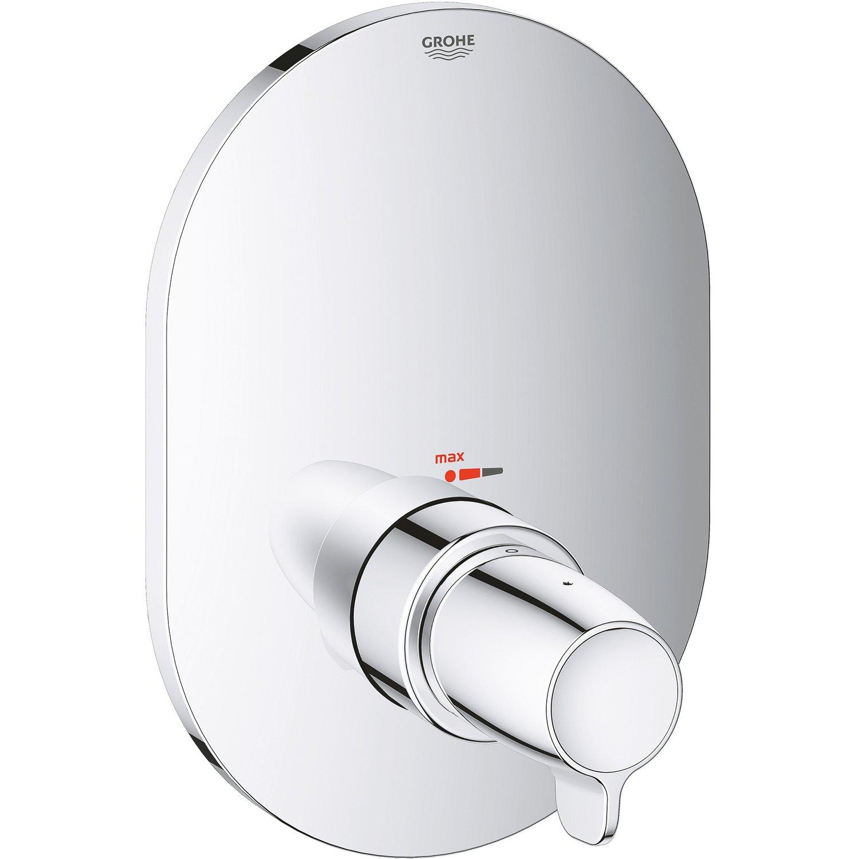 Full Size of Grohe Thermostat Dusche Zentralbatterie Grohtherm Special Kaufen Bei Obi 90x90 Badewanne Mit Bodengleiche Fliesen Siphon Begehbare Ebenerdig Bodenebene Dusche Grohe Thermostat Dusche