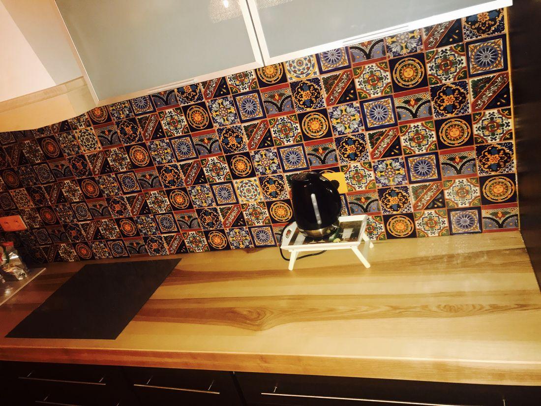 Full Size of Kchenrckwand Ideen Mexikanische Fliesen Designer Vintage Bad Renovieren Wohnzimmer Tapeten Wohnzimmer Küchenrückwand Ideen