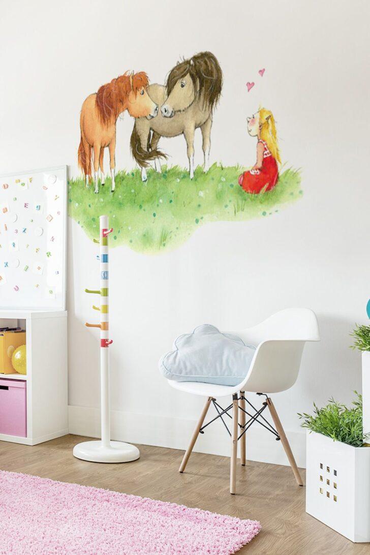 Medium Size of Zauberponygeschichten Wandtattoo Pferd Liese Und Lotte Arena Sofa Kinderzimmer Regale Regal Weiß Kinderzimmer Kinderzimmer Pferd