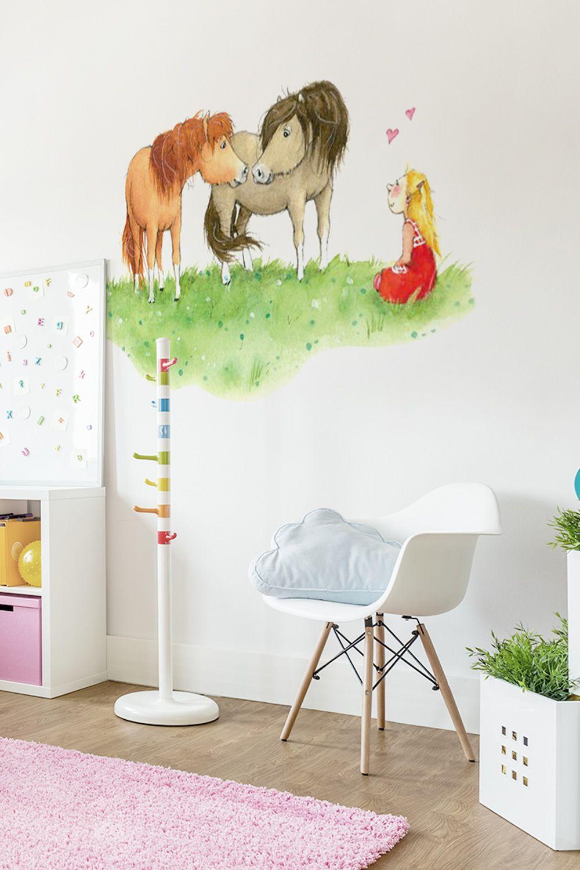 Full Size of Zauberponygeschichten Wandtattoo Pferd Liese Und Lotte Arena Sofa Kinderzimmer Regale Regal Weiß Kinderzimmer Kinderzimmer Pferd