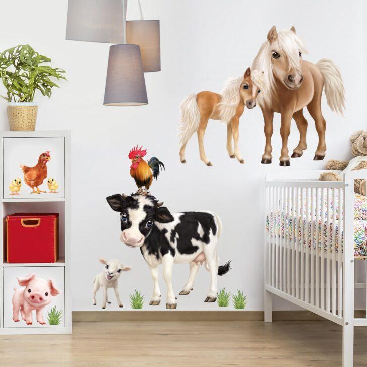 Medium Size of Wandtattoo Wohnzimmer Sprüche Kinderzimmer Regal Küche Wandtattoos Schlafzimmer Bad Weiß Regale Badezimmer Sofa Kinderzimmer Wandtattoo Kinderzimmer Tiere