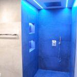 Begehbare Dusche 1440 Relax Einhebelmischer Koralle Duschen Walk In Bodengleiche Hsk Hüppe Glaswand Mischbatterie Barrierefreie Grohe Thermostat Schiebetür Dusche Begehbare Dusche