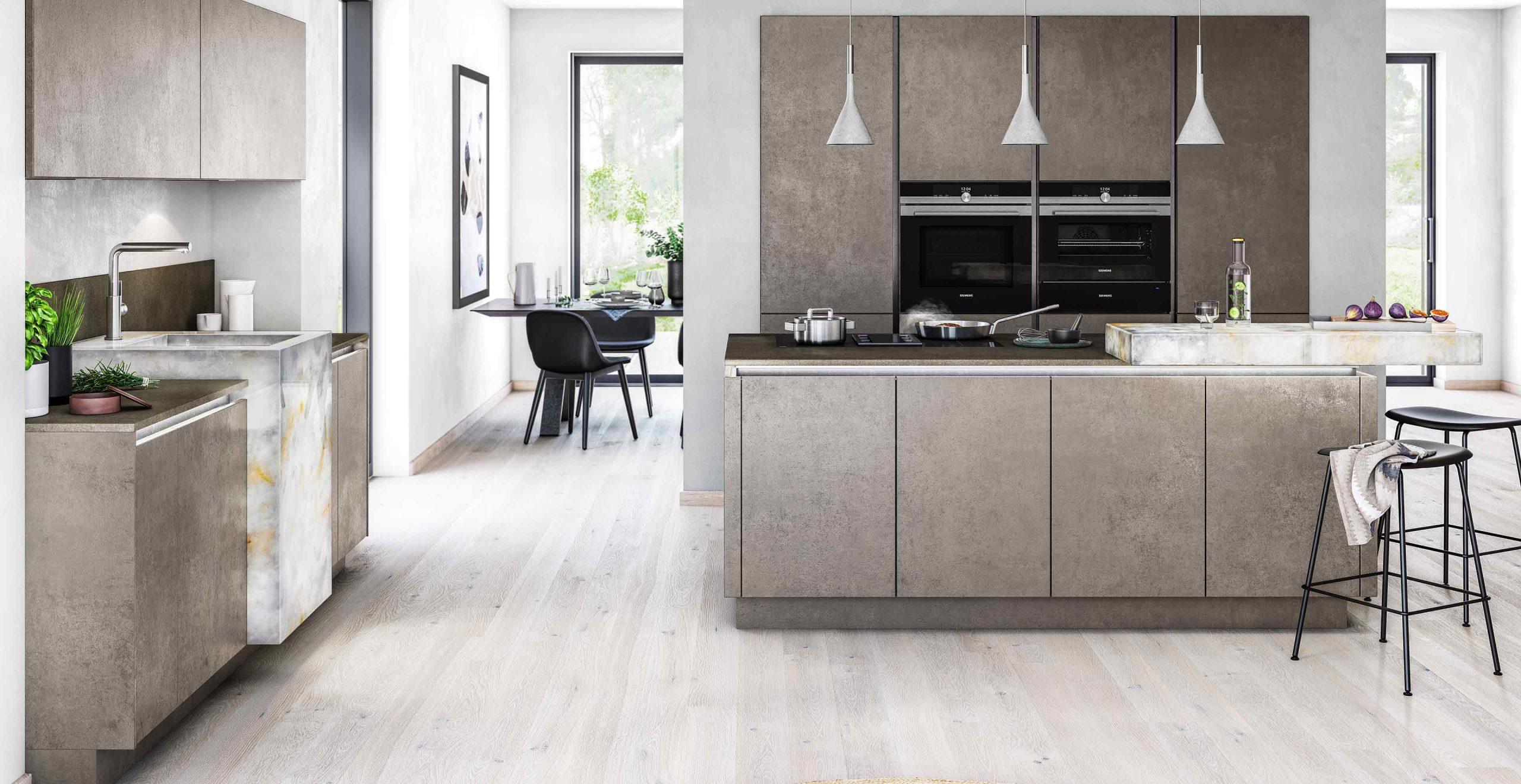 Full Size of Küchen Design Kchen Individuell Exzellent Marquardt Regal Wohnzimmer Küchen