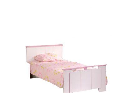 Kinderbett Mädchen Wohnzimmer Kinderbett Mädchen Biotiful Wei Rosa Bett Real Betten