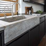 Waschbecken Küche Wohnzimmer Waschbecken Küche Stein In Der Kche Werkhaus Bank Mit E Geräten Günstig Hängeschränke Einbauküche Ohne Kühlschrank Erweitern Betonoptik Schneidemaschine