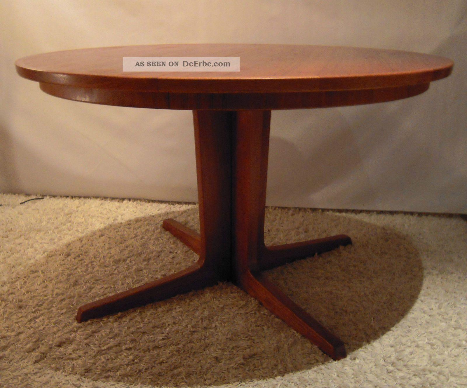 Full Size of Danish Design Runder Esstisch Ausziehbar Exdendable Dining Table Esstische Holz Oval Groß 160 2m Weiß Massivholz Deckenlampe Runde Kleine Sofa Für Designer Esstische Runder Esstisch Ausziehbar