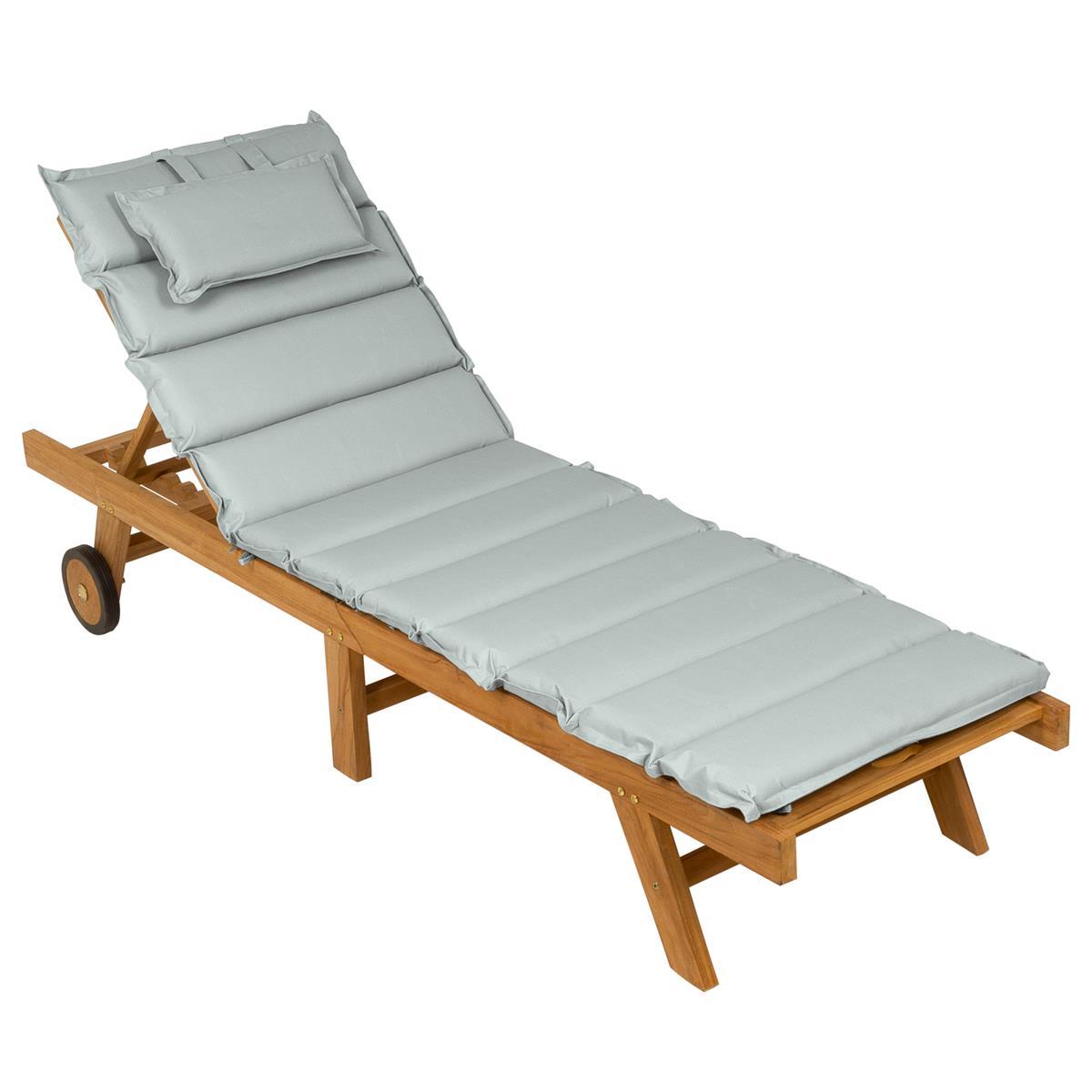 Full Size of Gartenliege Klappbar Divero Sonnenliege Teak Holz Behandelt Ausklappbares Bett Ausklappbar Wohnzimmer Gartenliege Klappbar