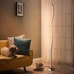 Albrillo Design Led Stehlampe Dimmbar Touch Control Stehleuchte Schlafzimmer Wohnzimmer Stehlampen Wohnzimmer Stehlampe Dimmbar