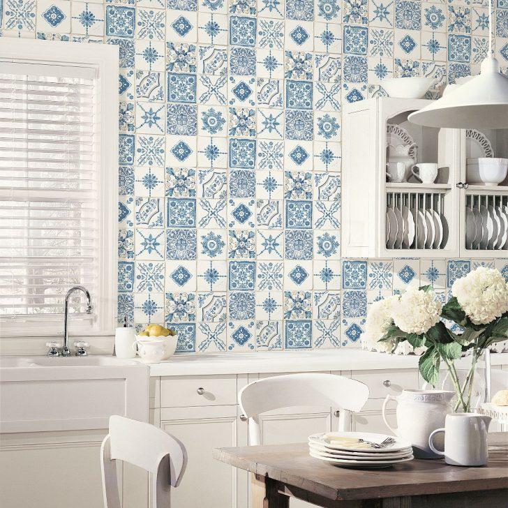 Medium Size of Hochwertige Tapeten Und Stoffe Kchentapete Kitchen Style Wohnzimmer Küchentapete