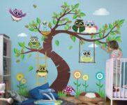 Wandtattoos Für Kinderzimmer