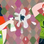 Tapeten Schmutzabweisend Und Abwaschbar Versiegeln Sogenannte Tapete Küche Fototapeten Wohnzimmer Fototapete Für Schlafzimmer Fenster Modern Ideen Die Wohnzimmer Abwaschbare Tapete