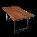 Esstisch 120x80 Esstische Esstisch 120x80 Mit Baumkante Ca 120 80 Cm Tischplatte Akazienholz Massiv Rustikaler Holzplatte Pendelleuchte Rustikal Wildeiche Ausziehbar Holz Industrial