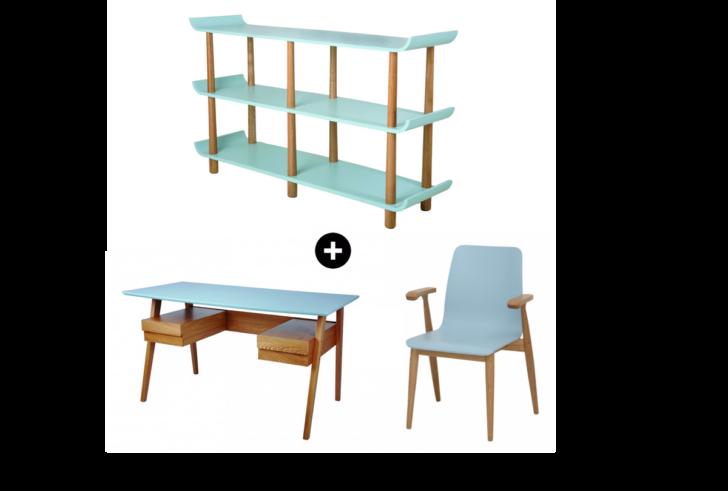 Medium Size of Schreibtisch Regal Kombination Regalaufsatz Kombi Mit Selber Bauen Ikea Regalsystem Regalwand Integriert Galdem Retro Stuhl Und Esche Blau Designer Regale Regal Schreibtisch Regal