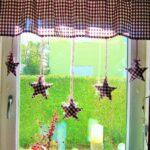 Scheibengardine Kinderzimmer Kinderzimmer Gardine Mit Sternen Scheibengardinen Küche Sofa Kinderzimmer Regal Weiß Regale