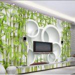 3d Fototapete Wohnzimmer 3d Fototapete Wallpaper Bambus Wohnzimmer Tv Sofa Hintergrund Schlafzimmer Küche Fototapeten Fenster