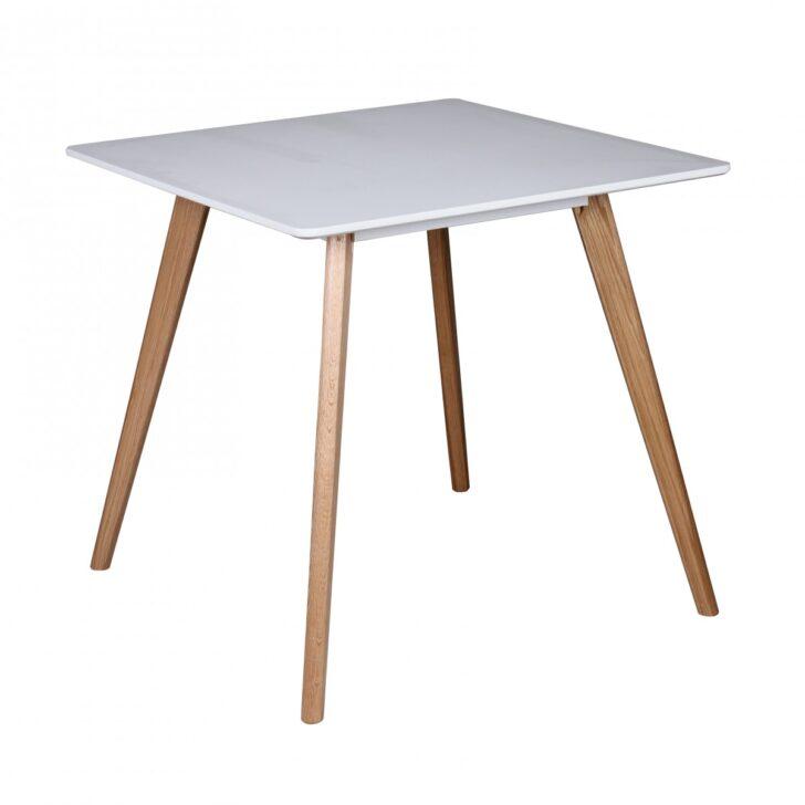 Medium Size of Esstisch Tisch Elmar Vierfutisch 80x80 Cm Mdf Wei Matt Skandinavisch Stühle Designer Lampen Teppich Esstische Design Shabby Chic Modern Eiche Ausziehbar Esstische Esstisch 80x80