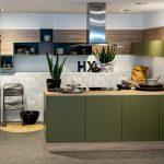 Küchen Wohnzimmer Küchen Nolte Kleine U Kche Olive Kansas Oak Kchenbrse Immer Gnstiger Regal