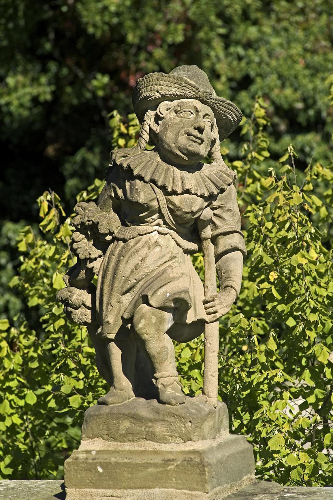 Full Size of Skulptur Garten Staatliche Schlsser Und Grten Baden Wrttemberg Skulpturen Im Edelstahl Loungemöbel Holzbank Trampolin Gerätehaus Trennwand Pergola Hochbeet Wohnzimmer Skulptur Garten