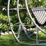 Schaukel Erwachsene Hoch Metall Wohnung Balkon Holz Indoor Outdoor Garten 150 Kg Schaukelstuhl Für Kinderschaukel Wohnzimmer Schaukel Erwachsene