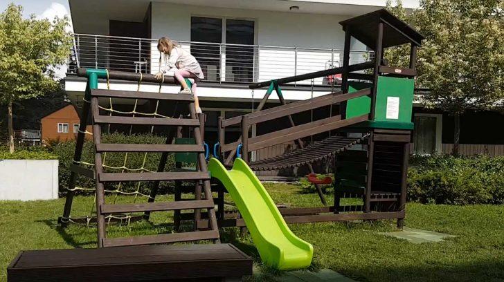 Medium Size of Schaukel Garten Erwachsene Spielturm Test 2020 Vergleich Der Besten Spieltrme Mastleuchten Sitzbank Pavillon Spielhäuser Spielhaus Holz Schaukelstuhl Wohnzimmer Schaukel Garten Erwachsene