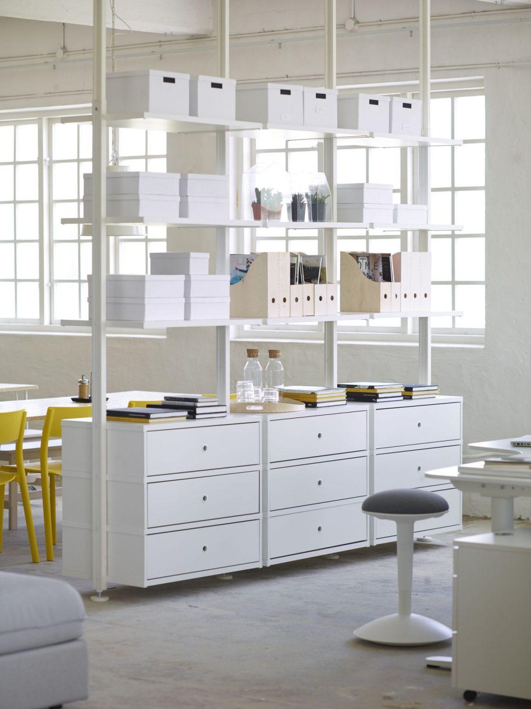 Large Size of Elvarli 3 Seces Branco Ikea Miniküche Küche Kaufen Sofa Mit Schlaffunktion Modulküche Raumteiler Regal Kosten Betten Bei 160x200 Wohnzimmer Ikea Raumteiler