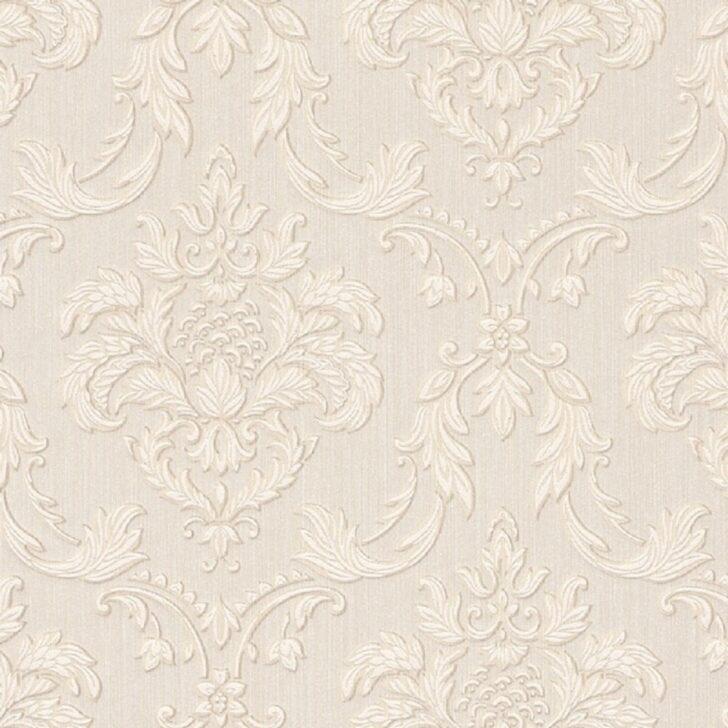 Medium Size of Wohnzimmer Tapeten Casa Padrino Barock Textiltapete Creme Beige Wei 10 Sessel Beleuchtung Teppiche Landhausstil Liege Deckenlampen Modern Stehlampe Heizkörper Wohnzimmer Wohnzimmer Tapeten
