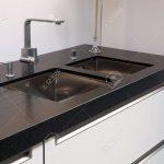Waschbecken Küche Trendige Kche Mit Gardinen Für Unterschränke Einbauküche Nobilia Miniküche Kühlschrank Spielküche Was Kostet Eine Neue Wohnzimmer Waschbecken Küche
