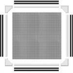 Magnettafel Küche Fenster Fliegengitter Maßanfertigung Für Wohnzimmer Fliegengitter Magnet