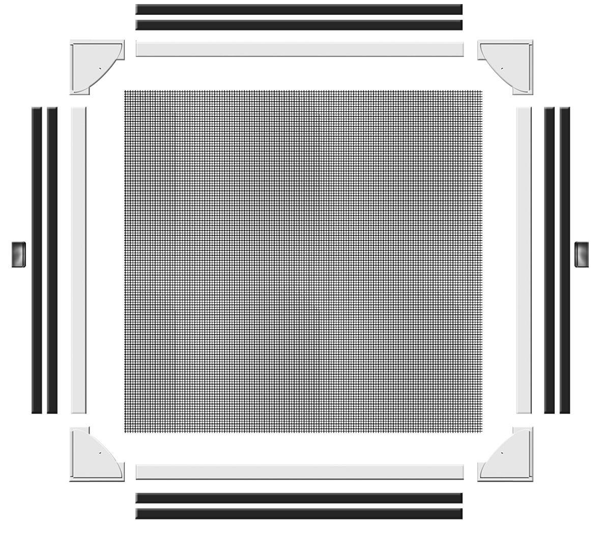 Full Size of Magnettafel Küche Fenster Fliegengitter Maßanfertigung Für Wohnzimmer Fliegengitter Magnet
