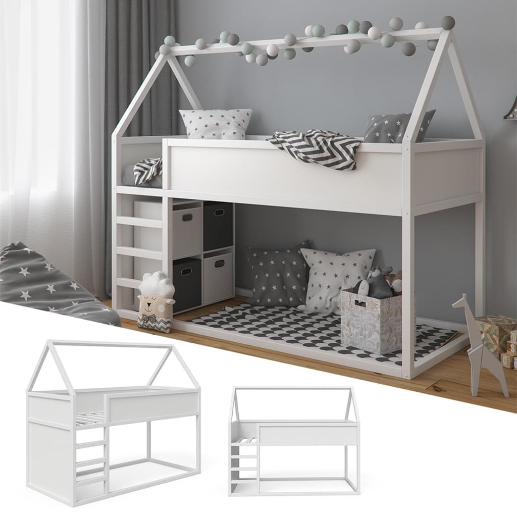 Full Size of Kinderzimmer Hochbett Vitalispa Haus Pinocchio Spielbett Real Regal Weiß Sofa Regale Kinderzimmer Kinderzimmer Hochbett