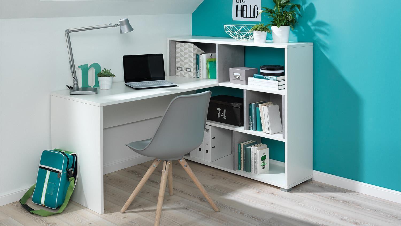 Full Size of Schreibtisch Regal Mit Regalsystem Ikea Expedit Regalaufsatz Kombi Kombination Selber Bauen Regalwand String Vorratsraum Regale Für Dachschrägen Aus Regal Schreibtisch Regal