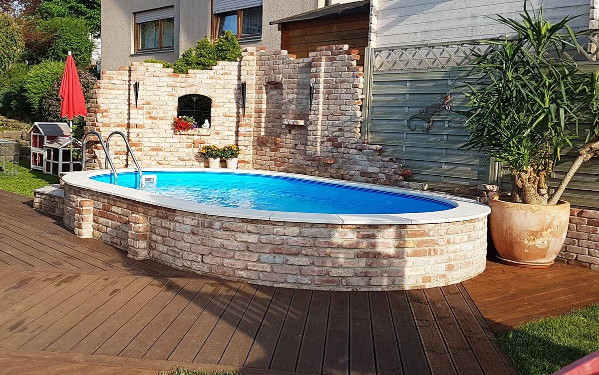 Full Size of Gartenpool Rechteckig Poolakademiede Bauen Sie Ihren Pool Selbst Wir Helfen Ihnen Wohnzimmer Gartenpool Rechteckig