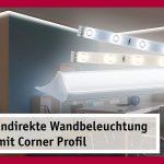 Indirekte Beleuchtung Decke Stuckleisten Und Licht Voute Mit Led Strips Deckenlampen Wohnzimmer Modern Deckenleuchte Küche Bad Deckenleuchten Deckenlampe Wohnzimmer Indirekte Beleuchtung Decke