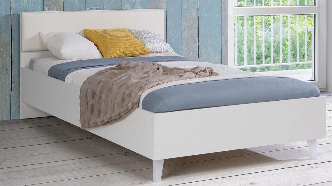 Large Size of Bett Yerodin Jugendbett In Wei Mit Led Beinen 120x200 Weiß Betten Bettkasten Matratze Und Lattenrost Wohnzimmer Kinderbett 120x200