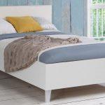 Kinderbett 120x200 Wohnzimmer Bett Yerodin Jugendbett In Wei Mit Led Beinen 120x200 Weiß Betten Bettkasten Matratze Und Lattenrost