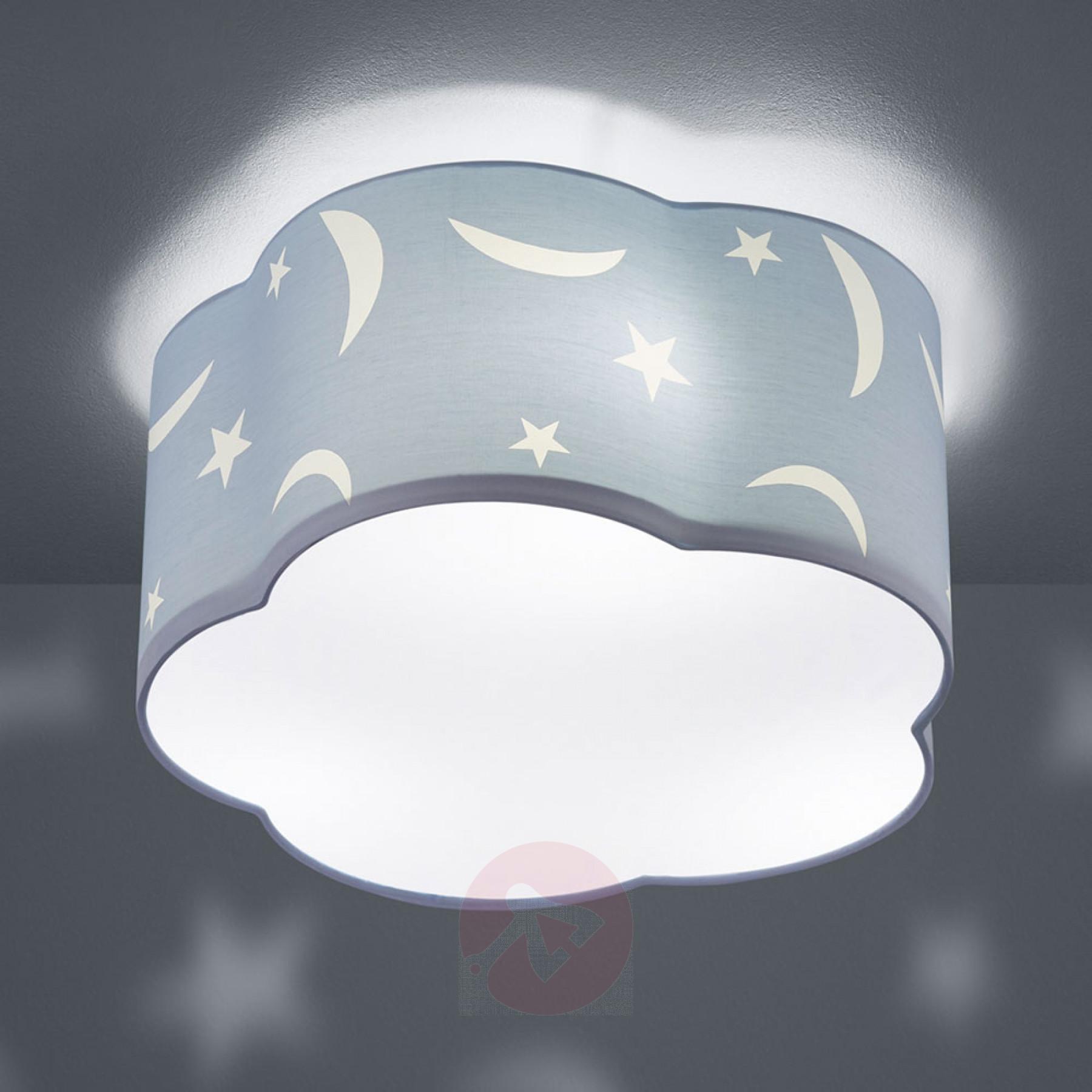 Full Size of Deckenlampen Kinderzimmer Deckenlampe Moony Fr Kaufen Lampenweltde Regal Regale Wohnzimmer Weiß Modern Für Sofa Kinderzimmer Deckenlampen Kinderzimmer