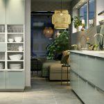 Ikea Küche Grün Wohnzimmer Ikea Küche Grün Sei Grn Mit Cuisine Design Green Kchenschrank Kleine L Form Doppel Mülleimer Schwingtür Jalousieschrank Miniküche Polsterbank Betonoptik