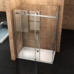Bodengleiche Dusche Einbauen Barrierefreie Unterputz Armatur Komplett Set Siphon Walk In Fliesen Für Glaswand Eckeinstieg Nachträglich Bodengleich Dusche Schiebetür Dusche